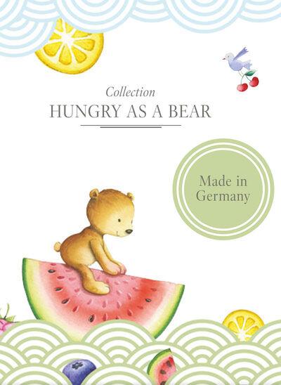 Hungry as a bear