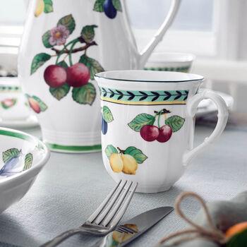 French Garden koffie- en ontbijtset