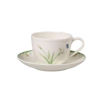 Colourful Spring koffie-set 2-delig