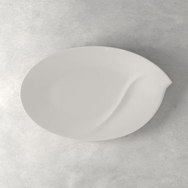 Flow ovale schaal 47 cm, , large