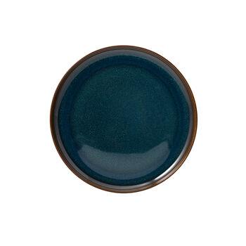 Crafted Denim assiette à dessert, bleu, 21cm