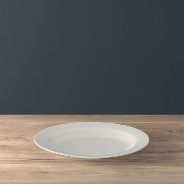 Twist White Vleesschaal (3) 34cm, , large