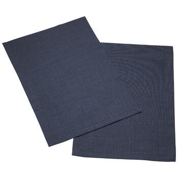 Textil Uni TREND Placemat vintblue 74 S2 35x50cm