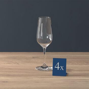 Entrée Champagneglas Set 4-dlg 205mm