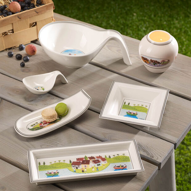 Design Naif Gifts vierkante schaal, , large