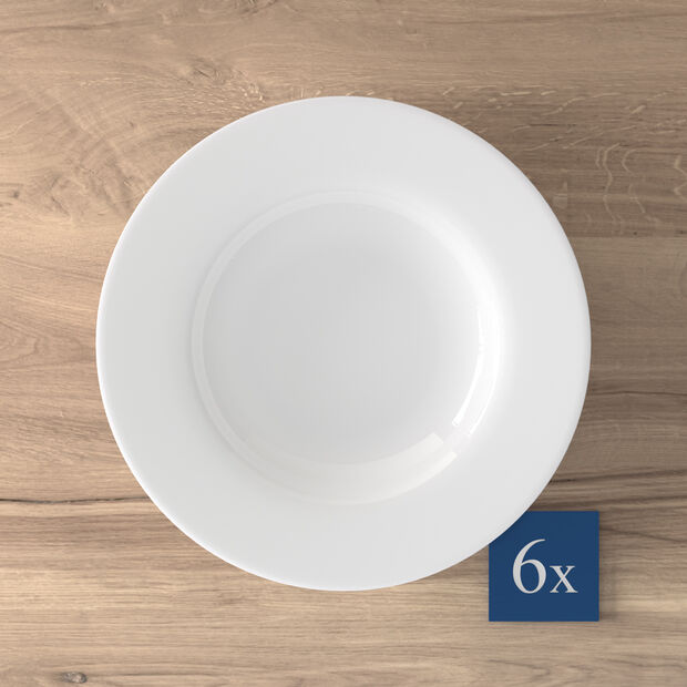 Royal diep bord, 6 stuks, , large