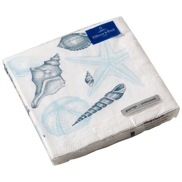 Papieren servetten Montauk Beachside, 20 stuks, 33x33cm, , large