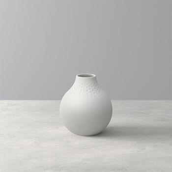 Manufacture Collier blanc Vaas Perle klein 11x11x12cm