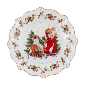 Annual Christmas Edition assiette de l'année2020, 24x24cm