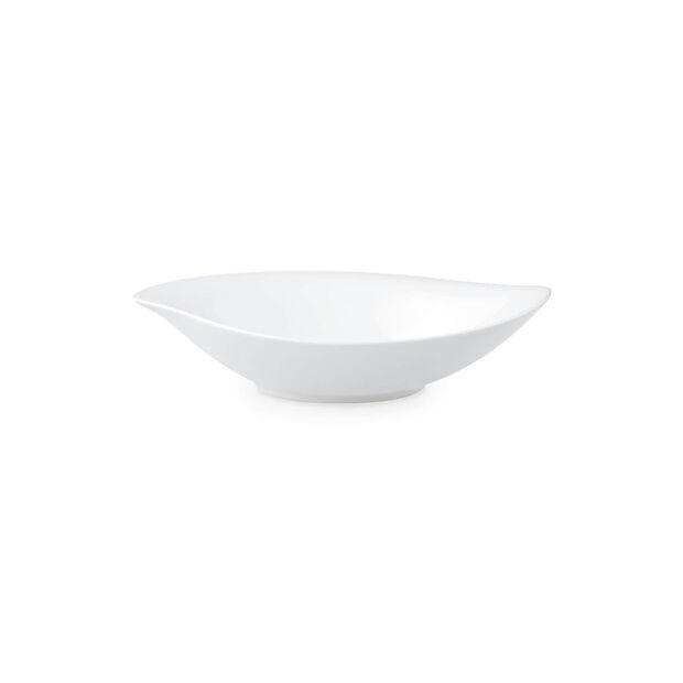 New Cottage Special Serve Salad diepe schaal 21x18cm, , large
