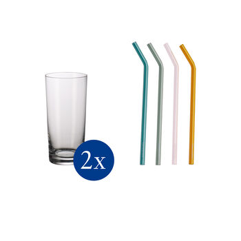 Purismo Bar Cocktail-Set, 8 dlg