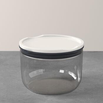 ToGo&ToStay boîte à repas, 13x9,5cm, ronde, grise