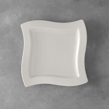 NewWave vierkante schaal 34 x 34 cm