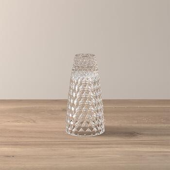 Boston kandelaar en vaas, klein, 16 cm