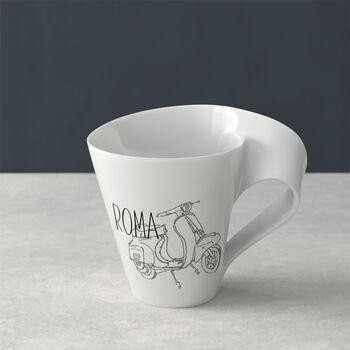 Modern Cities mug à café, Rome, 300ml