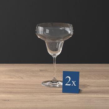 Purismo Bar margarita-glas set van 2