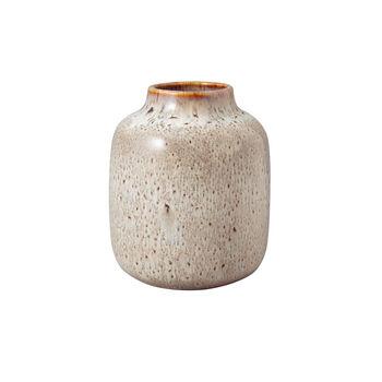 Lave Home vaas Shoulder, 12,5x12,5x15,5cm, beige