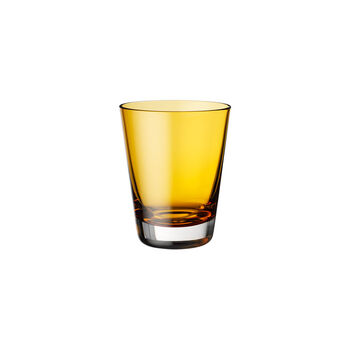 Colour Concept waterglas / longdrink / cocktail amber 108mm