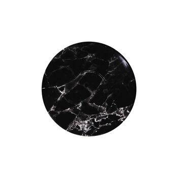 Marmory Koffieschotel black, 16x16x2cm