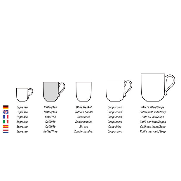 Design Naif koffiekop, , large