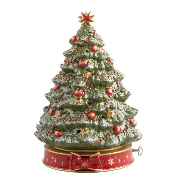 Toy's Delight kerstboom met speeldoos, , large