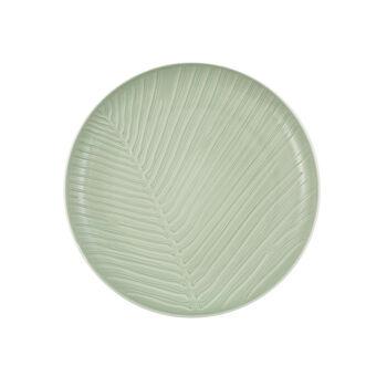 it's my match bord Leaf, 24 cm, mineraal groen