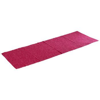 Textil News Runner Breeze 14 roze 50x140cm