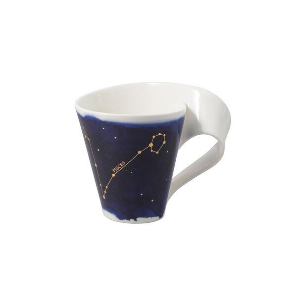 NewWave Stars beker Vissen, 300 ml, blauw/wit, , large
