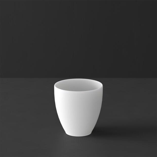 MetroChic blanc Gifts Tasse à thé 7x7x7cm, , large