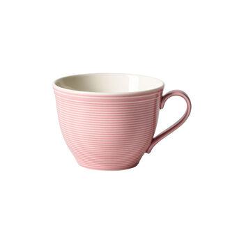 Color Loop Rose Koffiekop 12x9x7cm