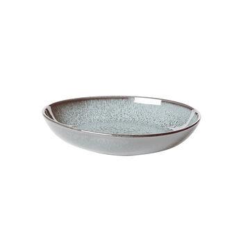 Lave Glacé petite coupe plate, turquoise, 22x21x4,2cm