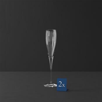 Allegorie Premium Champagneglas, 2 stuks