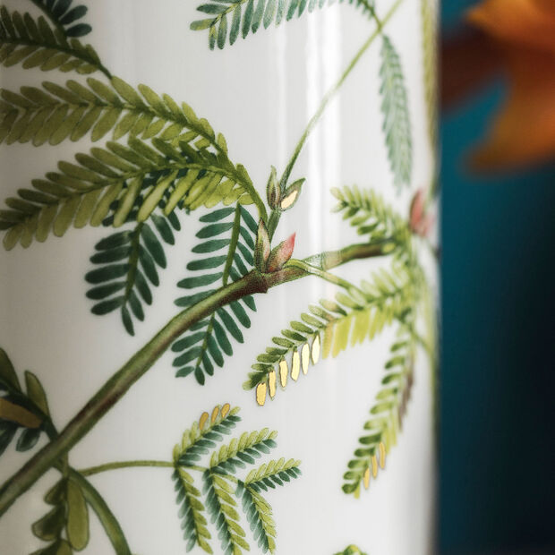 Amazonia Gifts Vase haut 13x13x30,5cm, , large