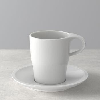 Coffee Passion koffiebeker met schotel