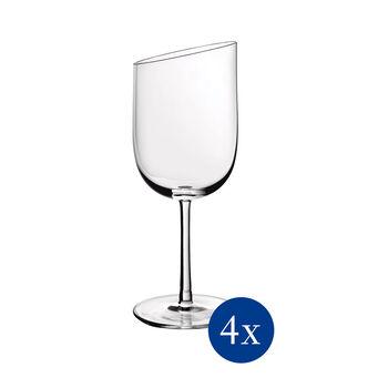 NewMoon witte wijnglazenset, 300 ml, 4-delig