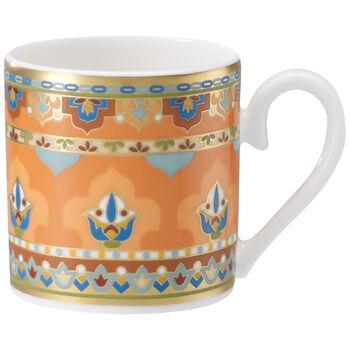 Samarkand Mandarin tasse à moka/expresso