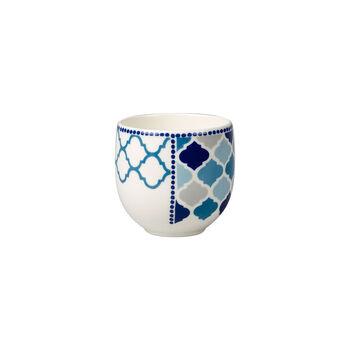 Tea Passion Medina Beker voor witte thee 7x7x7,5cm
