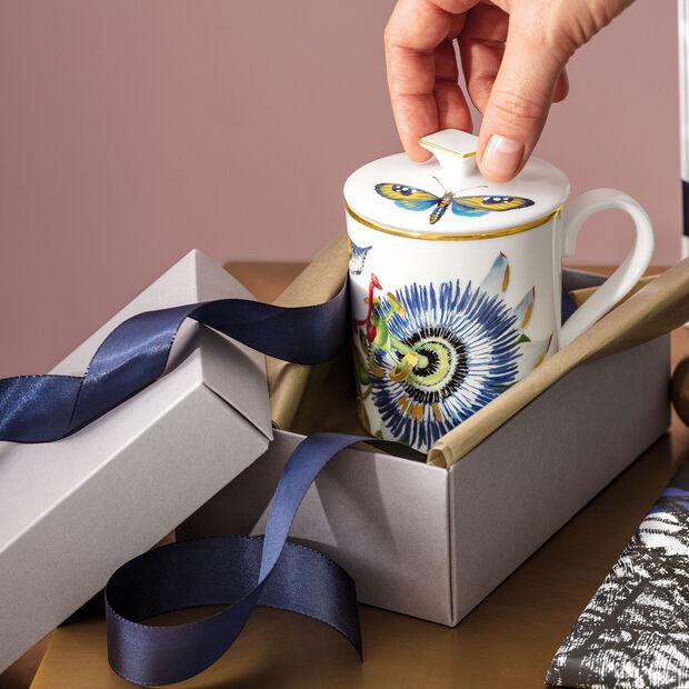 Amazonia Gifts Beker deksel 11,5x8,5x11cm, , large
