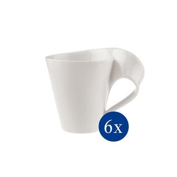 NewWave Caffè koffiebeker, 300 ml, 6 stuks