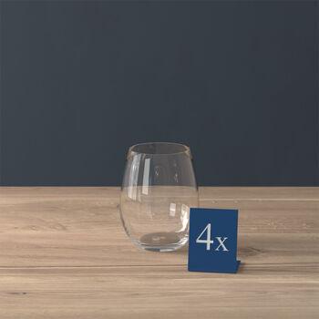 Entrée waterglas, 480 ml, 4 stuks