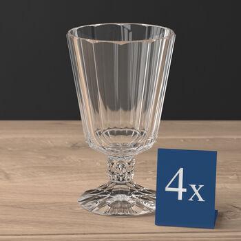 Opéra waterglas set van 4