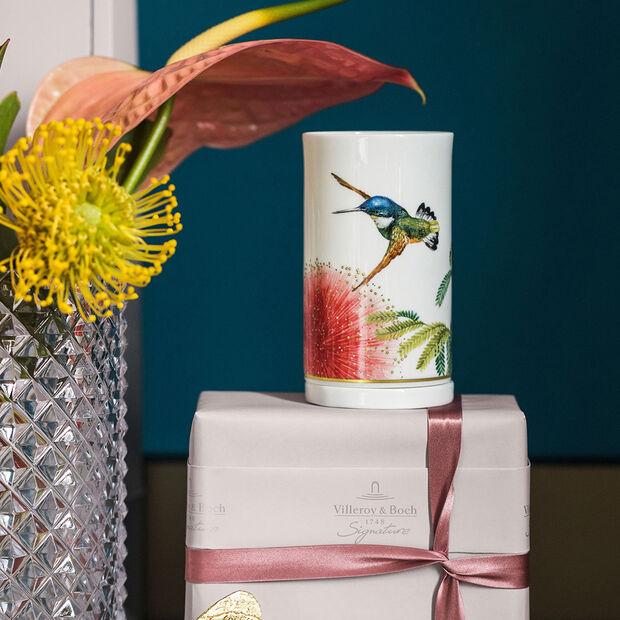 Amazonia Gifts Theelichthouder 7,5x7,5x13cm, , large