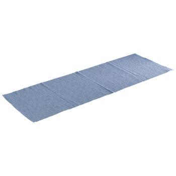 Textil News Runner Breeze 17 h. Blauw 50x140cm