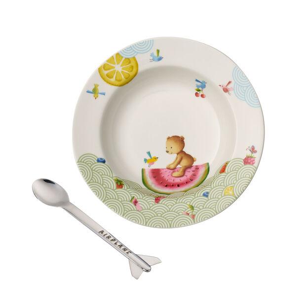 Hungry as a Bear Kinder-eetset, 2-dlg, , large
