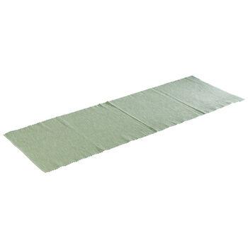 Textil News Runner Breeze 15 h.gruen 50x140cm