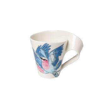 NewWave Caffè Lilac Breasted Roller Beker met oor (geschenkverpakking)