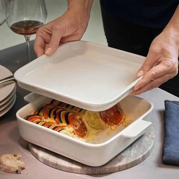 Clever Cooking plat carré, 22x22cm, , large