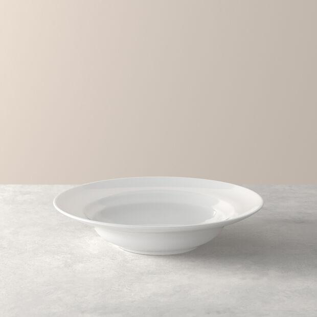 NEO White Diep bord 23x23x6cm, , large