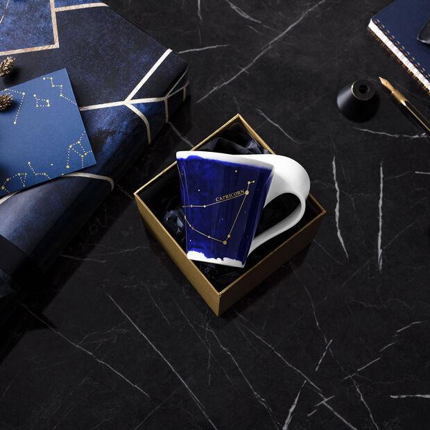NewWave Stars mug scorpion, 300ml, bleu/blanc, , large