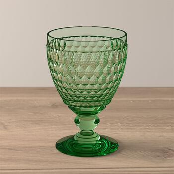 Boston Coloured waterglas green